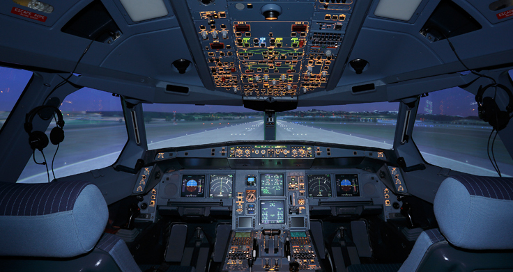 A330 Neo And Commonality For Airbus Pilot Type Training
