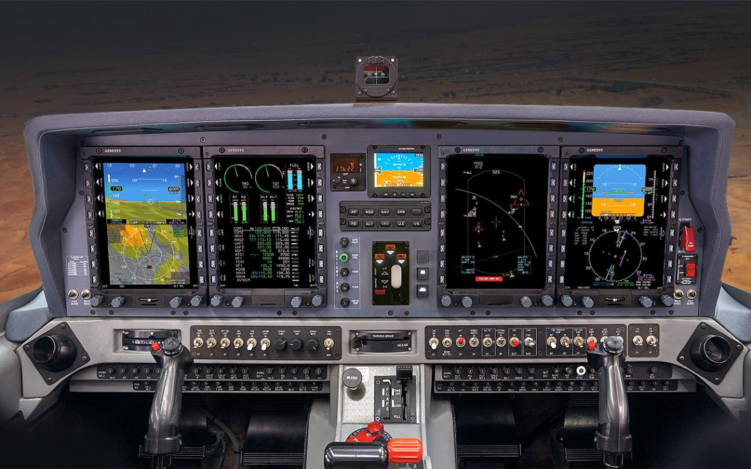 120TP DIGITAL COCKPIT WITH FULL TRAINING CAPABILITY